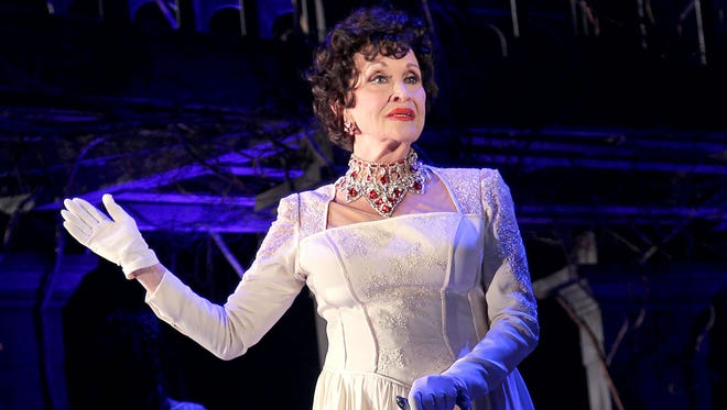 """Chita Rivera earned her 10th Tony nomination on Tuesday, for her performance in """"The Visit"""" at The Lyceum Theatre. The Tonys will be handed out on June 7 at Radio City Music Hall. Tony winners Kristin Chenoweth and Alan Cumming will host."""
