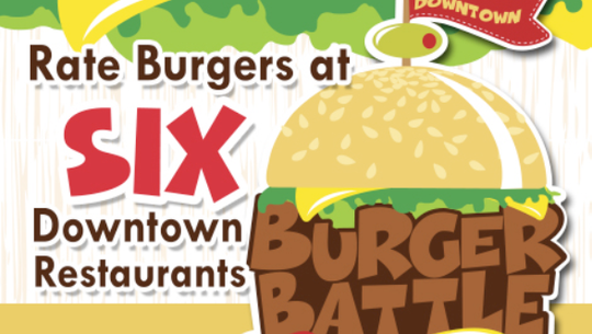Fifth annual Downtown Sioux Falls Burger Battle