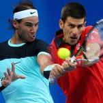 Novak Djokovic and Rafael Nadal will renew their rivalry