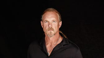 Trace Adkins' ' Something's Going On'  album is more about reflection than revelry.