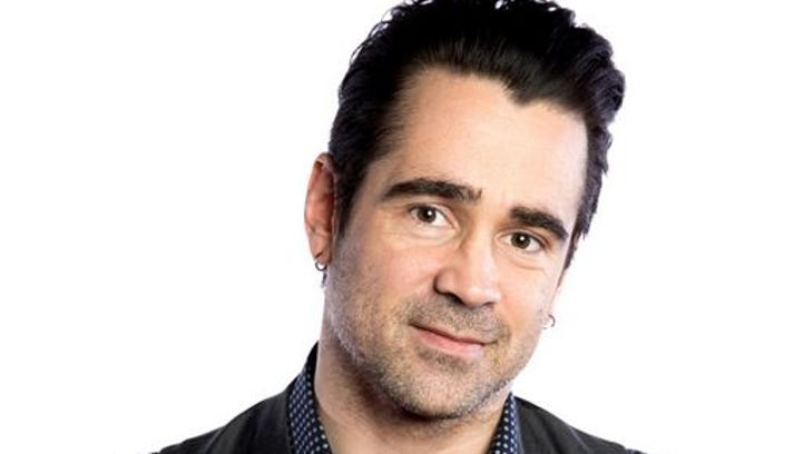 Colin Farrell is 'excited' to star in 'True Detective.'