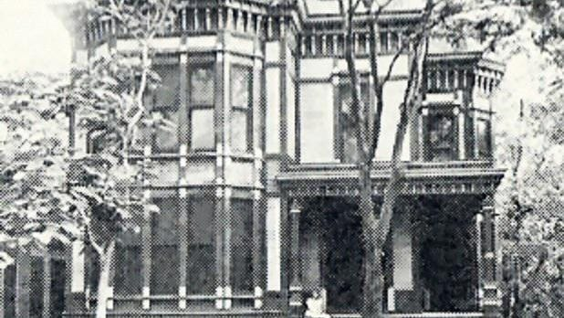 Business went so well that in 1895, John Nelson built a mansion at 407 E. 1st.