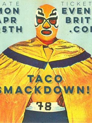 Renegade Vittles' next big dinner will be the Taco Smackdown April 25.
