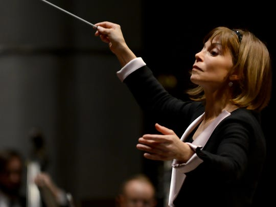 JoAnn Falletta will conduct the Milwaukee Symphony on Jan. 13 and 14.