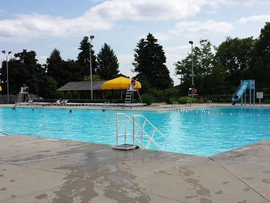 Wirth Pool in Brookfield