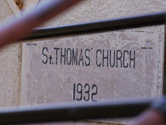 Father Edmund Robinson and Father Sylvester Penna both