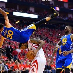 NBA Western Conference finals: Rockets vs. Warriors