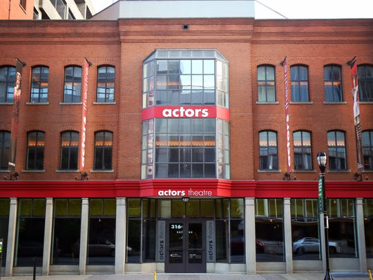 Actors Theatre at 316 W. Main St, Louisville. May