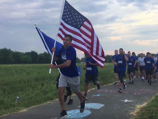 Run to Remember was held May 24 at Barksdale.