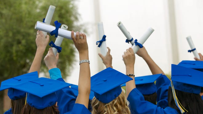 Graduating college with substantial amounts of debt has become more common.