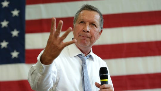 Ohio Gov. John Kasich may throw a wrench into GOP congressional