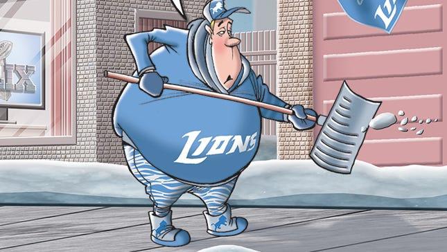Wait  until next year, Detroit Lions fans!