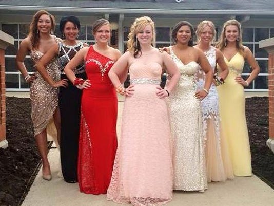 Prom: Your photos from this weekend