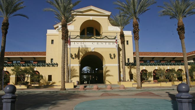 The Cathedral City Council held the first in a series of public hearings Wednesday to discuss an impending shift to by-district council elections.