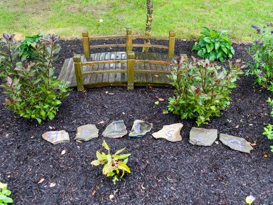 The Memorial Reading Garden for Melissa Ann Headley