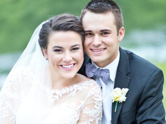Weddings: Mary Elizabeth Rinehart & Zacery Lynde Moore