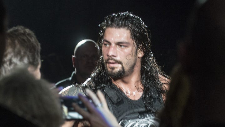 Piledriver: Reigns vs. Lashley provides a fresh matchup at 'Extreme Rules'