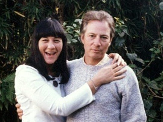 Susan Berman with Robert Durst