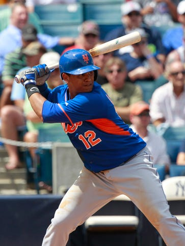 Juan Lagares has a $528,696 salary in the major leagues