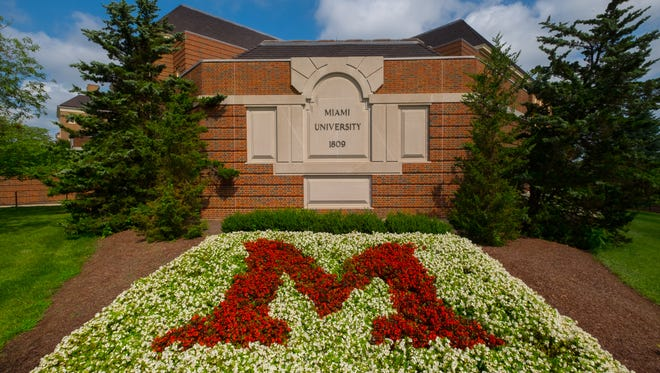 Miami University is a public university in Oxford, Ohio.