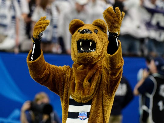 A Nittany Lion is really just a cougar. Now you know.