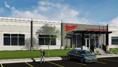 Milwaukee Electric Tool Co.'s research center would get an addition as part of the company's latest expansion proposal.