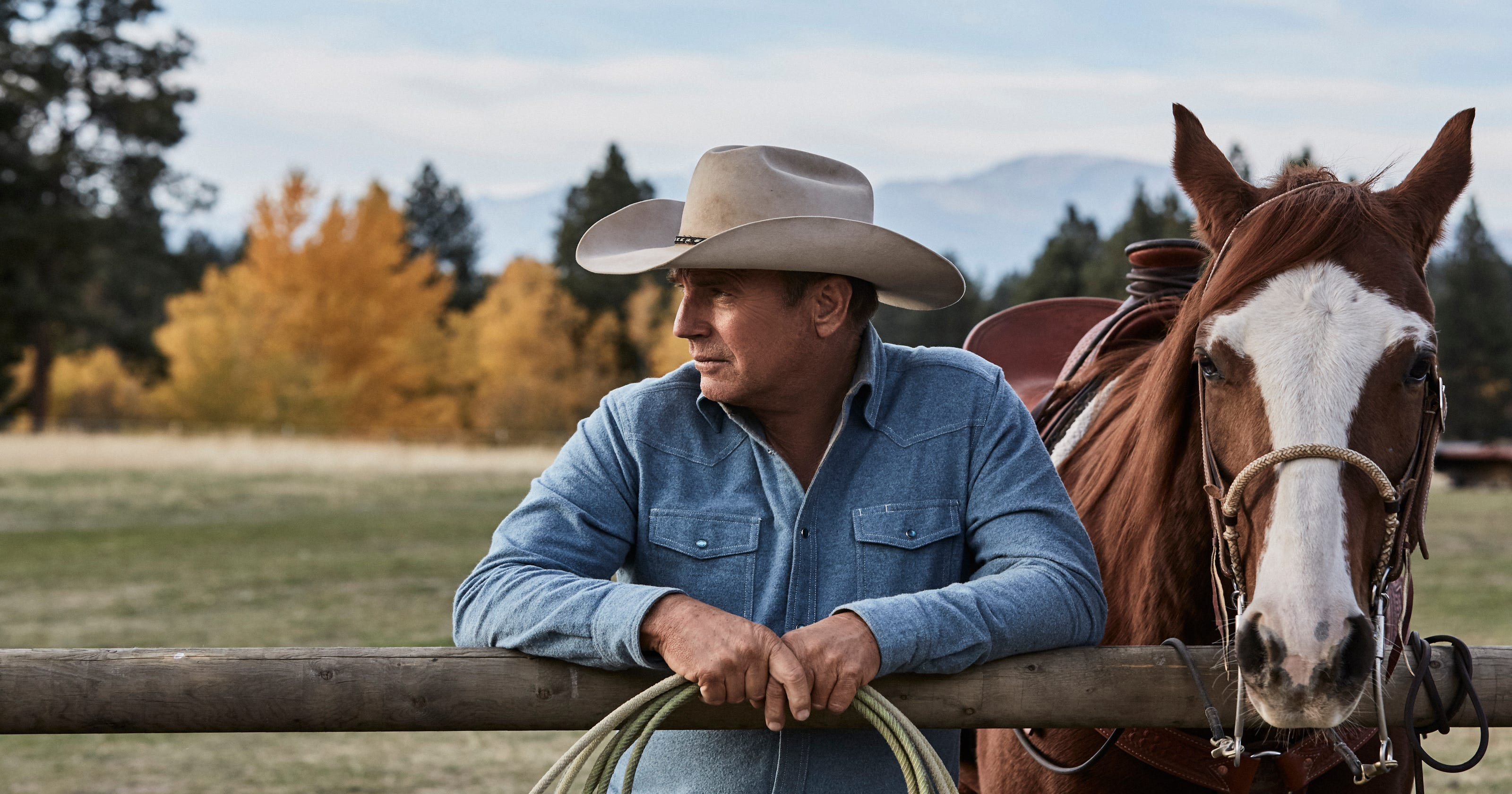 07558c61 'Yellowstone' review: Kevin Costner western is all style, no substance