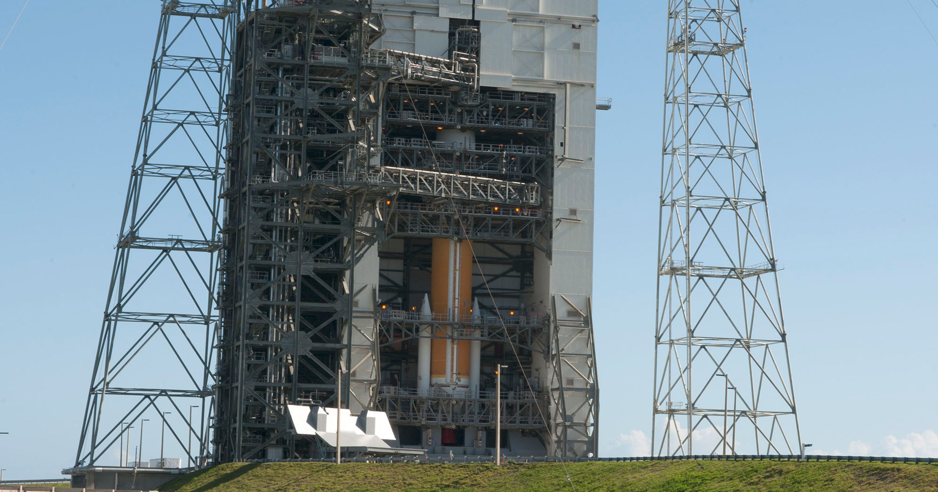 Delta IV Rocket Set For GPS IIF-9 Launch Today