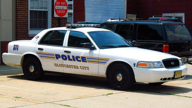 """Gloucester City police charged a man with disorderly conduct after he allegedly said, """"Lock me up,"""" during an encounter."""