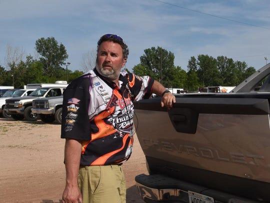 "Thunderhill Raceway promoter Bryan ""Woody'' Wodack,"