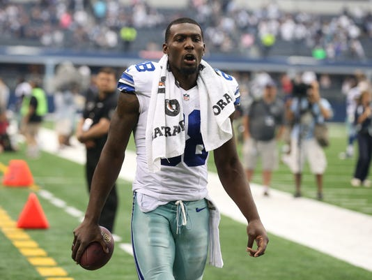 Throat Slash Gesture Costs Dez Bryant 7 875