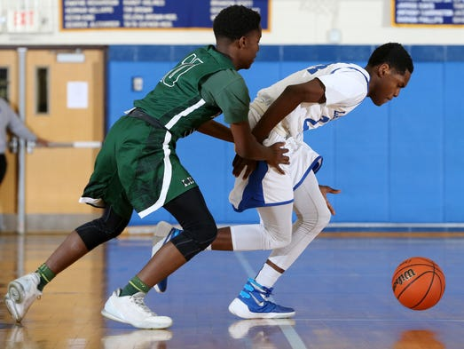 Lakewood hosts Long Branch basketball, Wednesday, March
