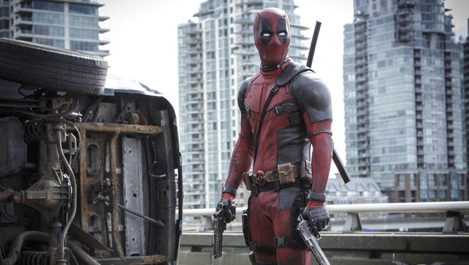 "Ryan Reynolds is Marvel Comics' most unconventional anti-hero, ""Deadpool."""