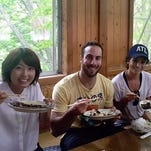Anthony Bass' excellent Japan adventure