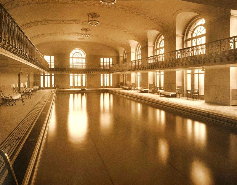 Meet Detroits prewar indoor swimming pools