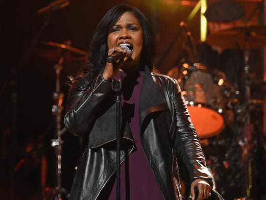 Detroit native CeCe Winans was nominated Tuesday for