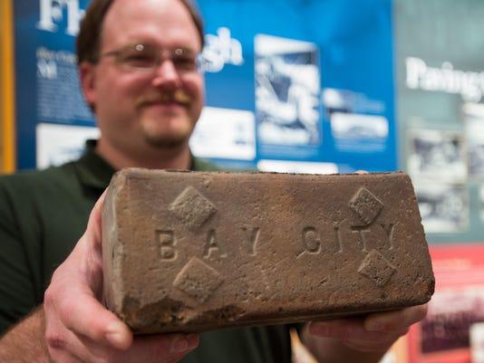 Historic Bricks Dug Up