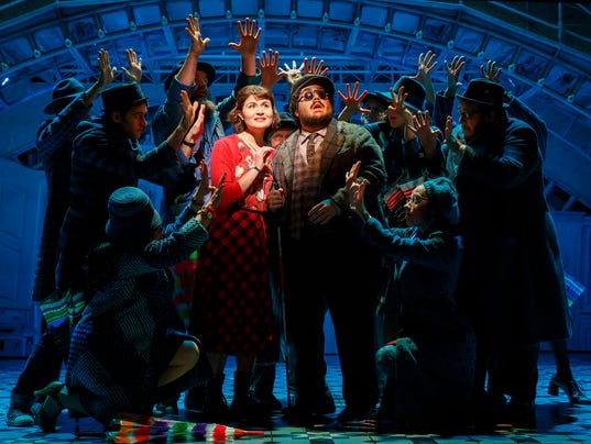 Amélie, A New Musical