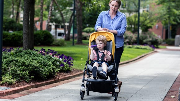 The Bugaboo Bee5 is expensive, but if you want a designer
