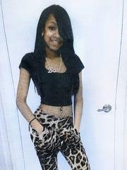 Dominique Allen, a 15-year-old Ben Davis High School freshman, was killed Aug. 31, 2014.