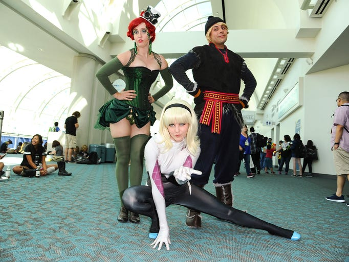 San Diego's annual Comic-Con is the perfect event to