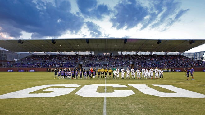 There will not be a fall GCU soccer season.