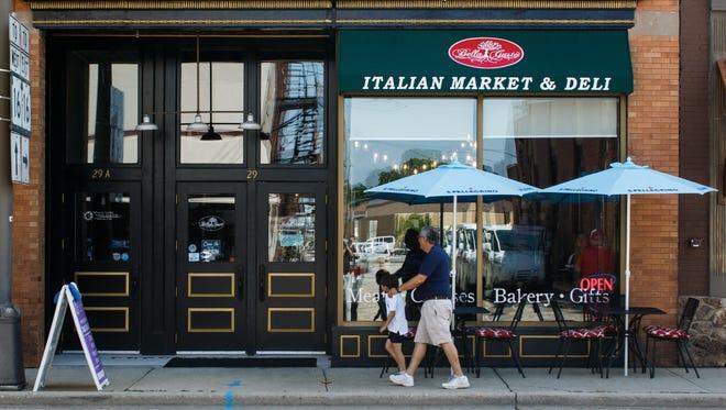 Bella Gusto Italian Market & Deli in Oconomowoc will expand its menu with a focus on pizza.