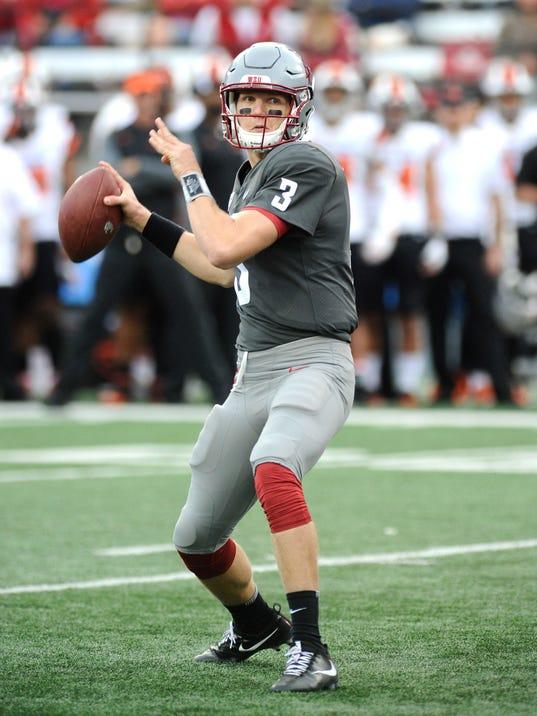 NCAA Football: Oregon State at Washington State