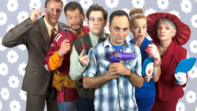"""Billed as one of the longest-running plays in history, """"Shear Madness"""" opens on Halloween at Phoenix Theatre."""