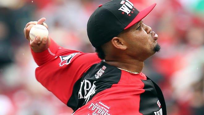 New Tigers minor league pitcher Jairo Labourt