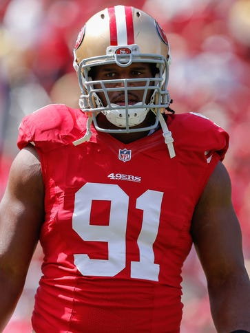Chicago Bears defensive end Ray McDonald was arrested