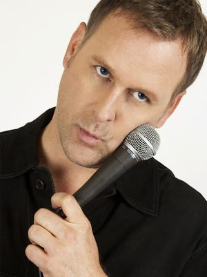Stand-up comic Dave Coulier performs at Levity Live on May 22-24, 2015.