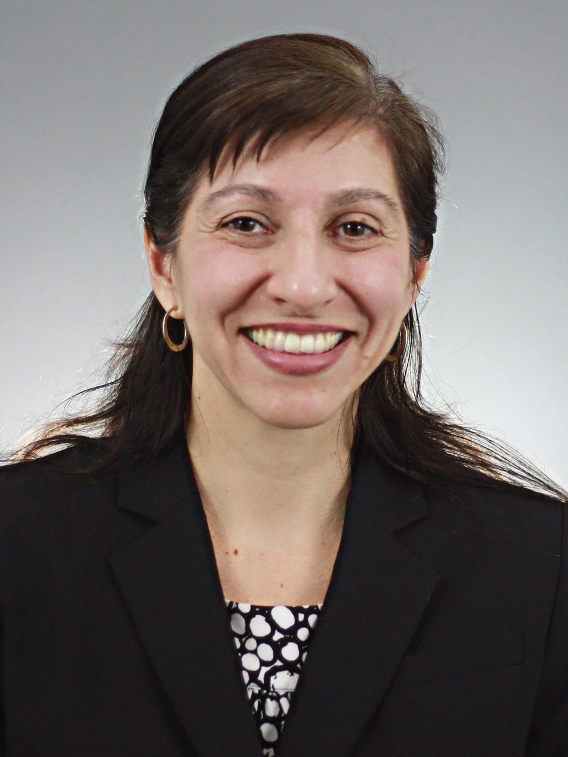 Wisconsin Innocence Project attorney Cristina Bordé