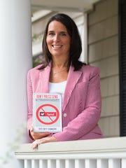 Don't Press Send, Inc. founder Katie Schumacher comes